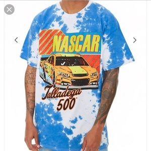 Men's forever 21 nascar T-shirt